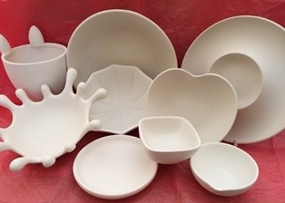 Bowls & dishes -various shapes, sizes & prices