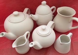 Teapots & Jugs